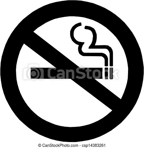 no smoking sign clip art vector search drawings and graphics rh canstockphoto com no smoking vector clipart no smoking clip art images