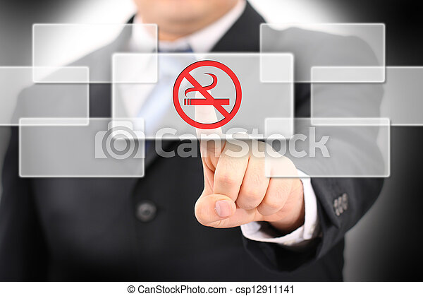 No Smoking - csp12911141