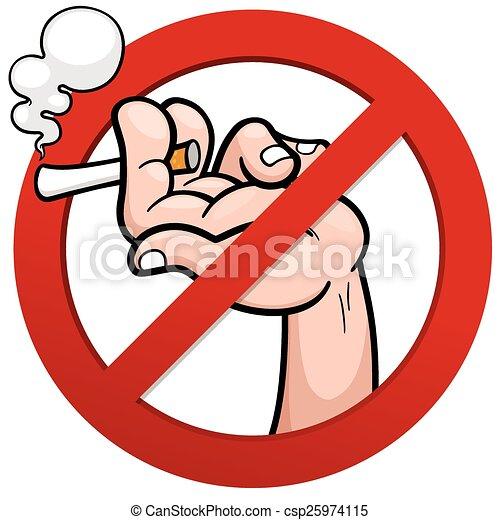 vector illustration of no smoking sign vector clip art search rh canstockphoto com no smoking clipart sign no smoking clipart black and white