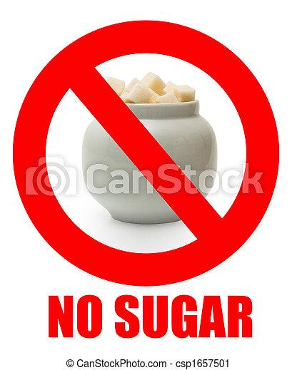 No sugar - csp1657501