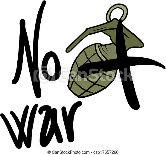 creative design of no war clip art vector search drawings and rh canstockphoto com war clipart black and white war clip art black white