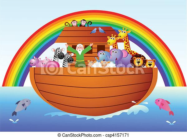 Noah Ark - csp4157171