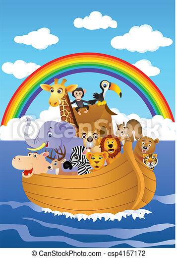 Noah's Ark - csp4157172