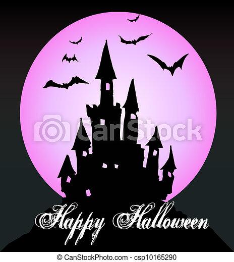 Noche de Halloween - csp10165290
