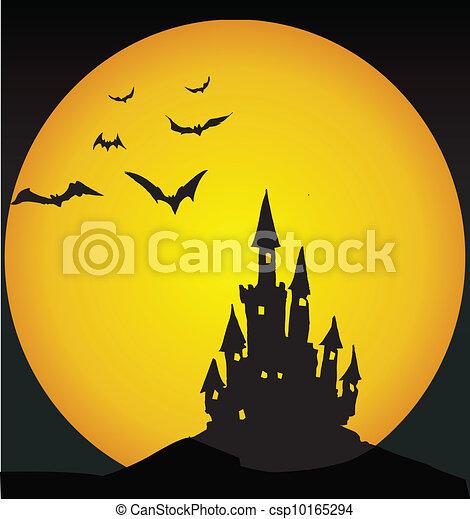 Noche de Halloween - csp10165294