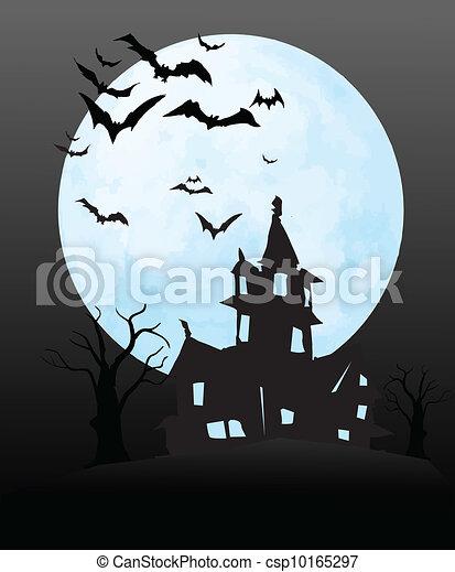 Noche de Halloween - csp10165297