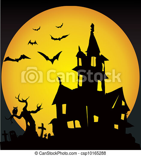Noche de Halloween - csp10165288