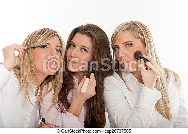 Noche de chicas - csp26737505