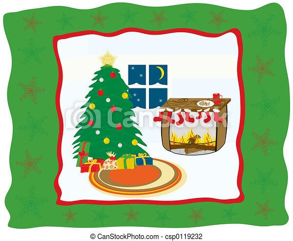 Nochebuena - csp0119232