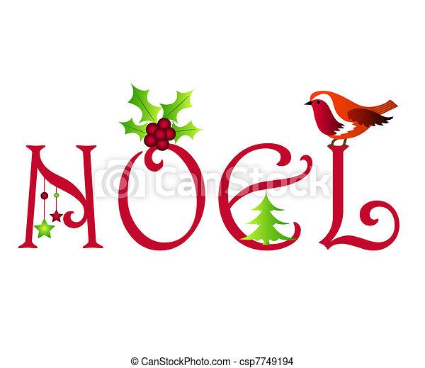 Noel - csp7749194