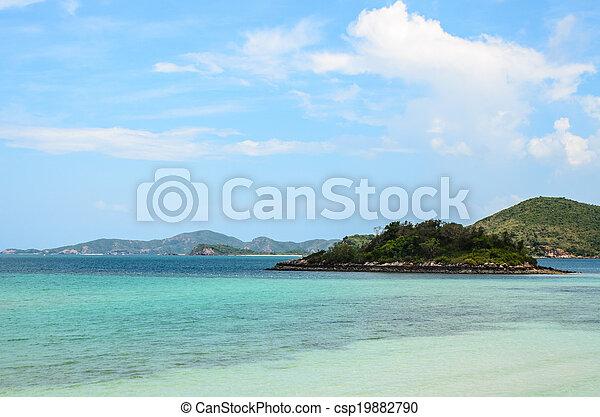Noi island in Thailand - csp19882790