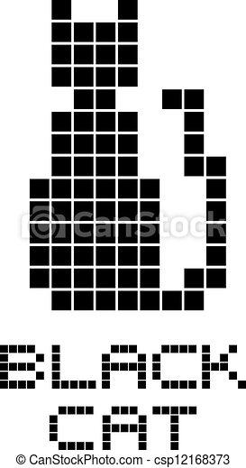 Noir Pixel Chat