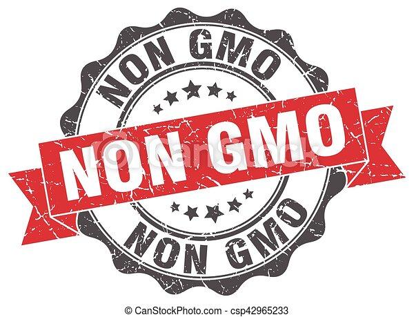 Non Gmo Stamp Sign Seal Vectors Search Clip Art Illustration