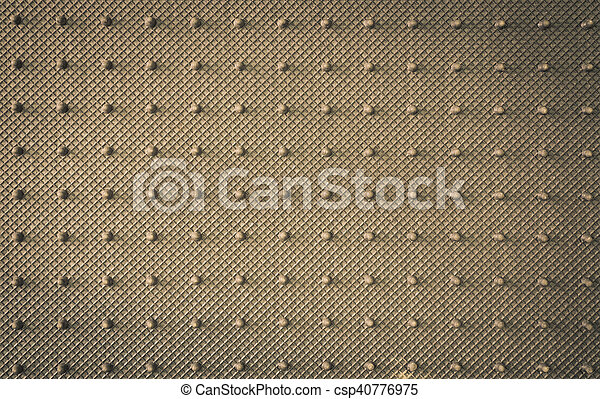 Non slip rubber background - csp40776975