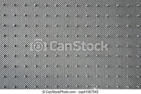Non slip rubber background - csp41567543