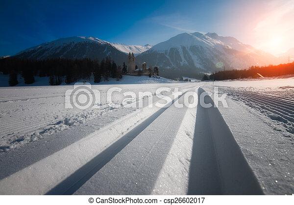 Nordic ski - csp26602017