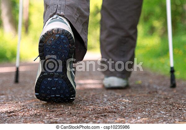 Nordic Walking - csp10235986