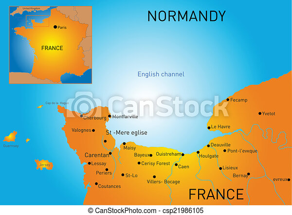 normandy - csp21986105