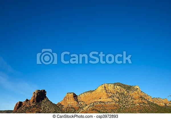 El desierto americano - csp3972893