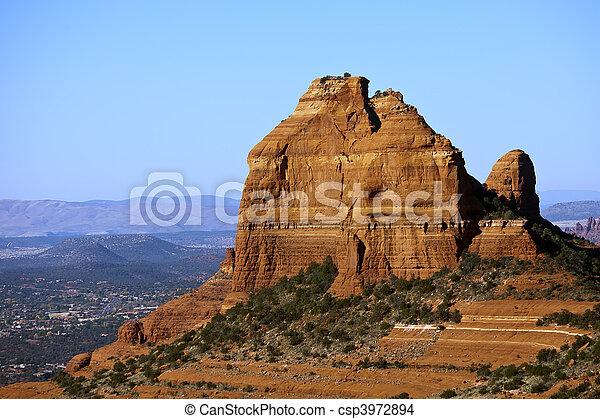 El desierto americano - csp3972894