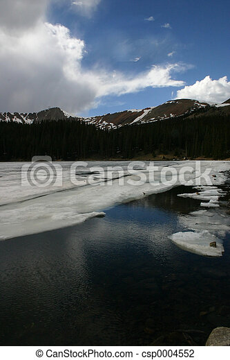 North Fork Reservoir - csp0004552