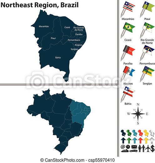 Northeast Region of Brazil