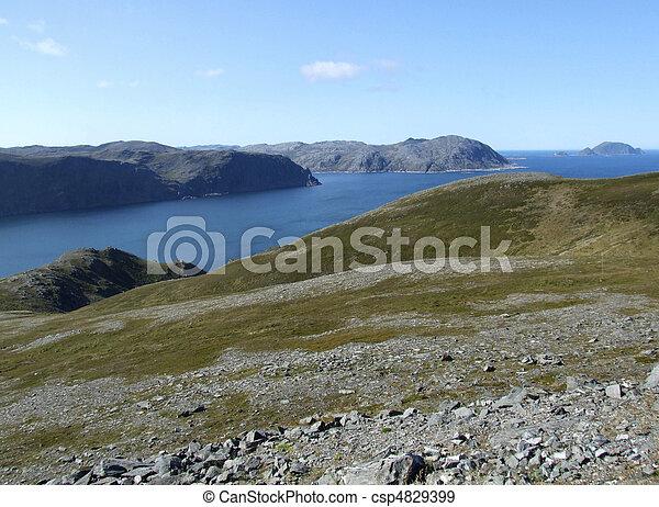 Northern Europe landscape - csp4829399