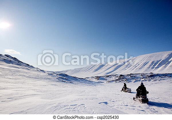 Northern Winter Landsacpe - csp2025430