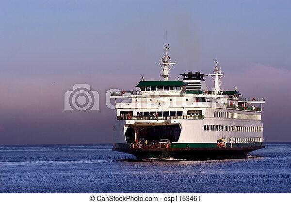 Northwestern ferry - csp1153461