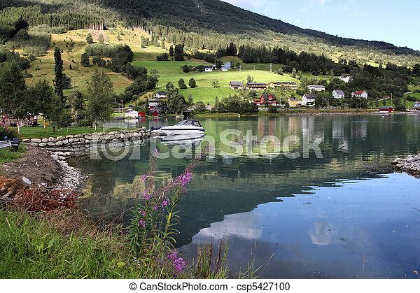 norvège - csp5427100