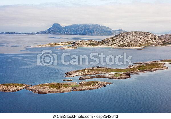 Norway Coast - csp2542643