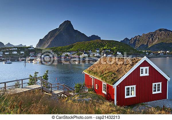 Norway. - csp21432213