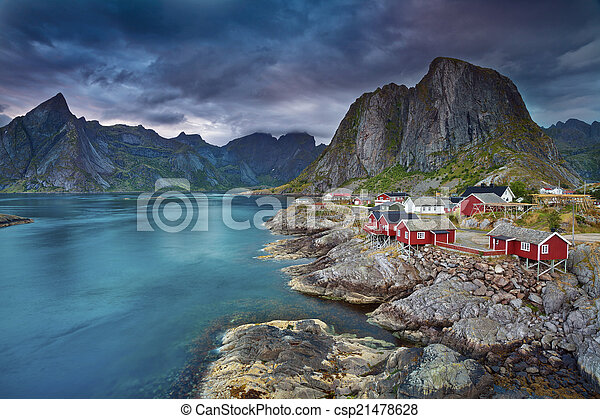 Norway. - csp21478628