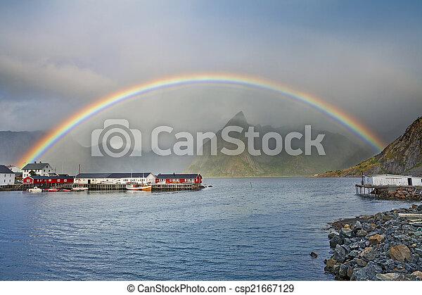 Norway. - csp21667129