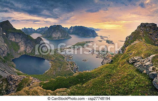Norway. - csp27748194