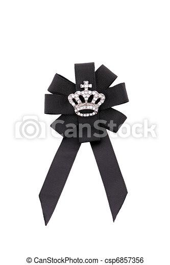 Norwegian Symbol Of Mourning Ribbon Norwegian Royal Coat Of Arms