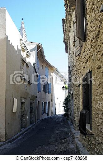 Nostradamus\'s birthplace - Saint-R - csp7188268