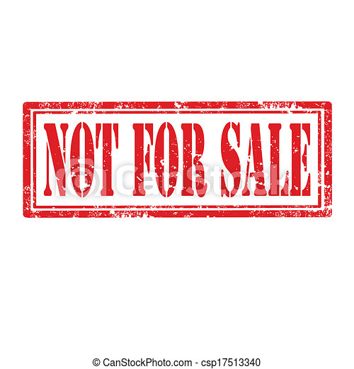 Not For Sale Logo >> Not For Sale Stamp Grunge Rubber Stamp With Text Not For Sale