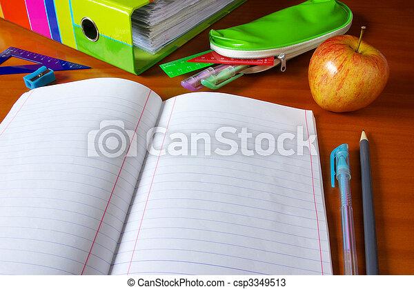 note book - csp3349513