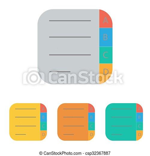 note icon - csp32367887