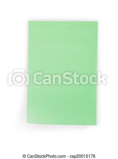 note paper - csp20015176