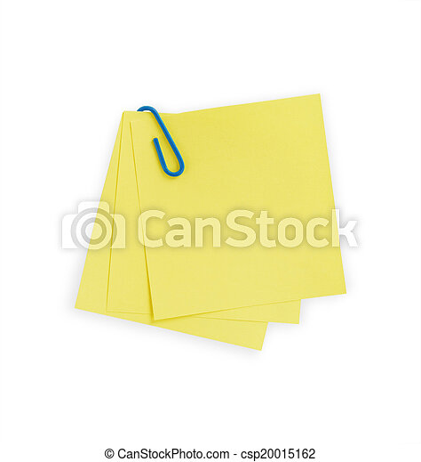 note paper - csp20015162