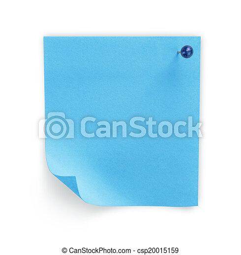 note paper - csp20015159