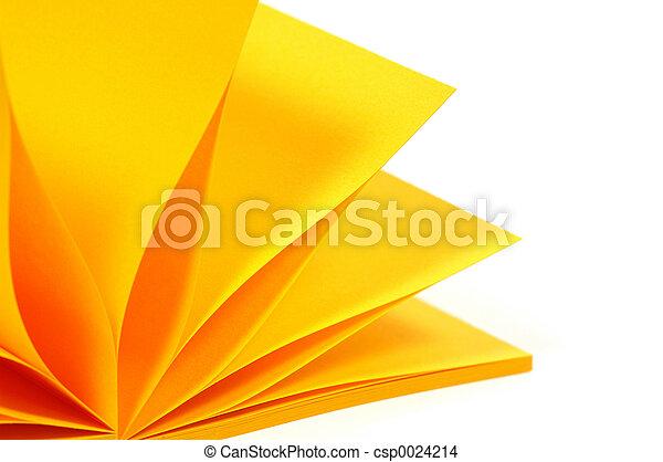 Note paper - csp0024214