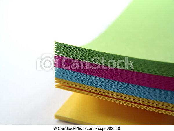 Note Paper - csp0002340