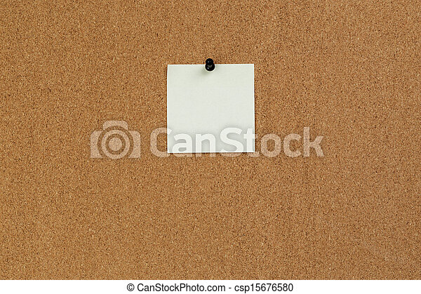 Note reminder on the cork board, template pictures - Search ...