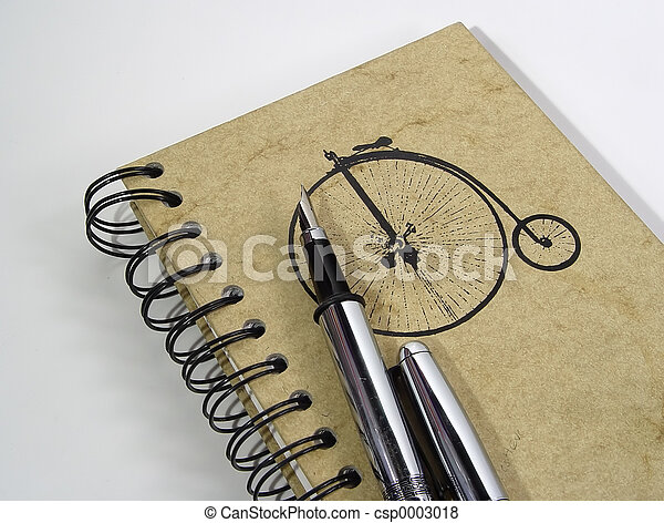Notebook and Pen 4 - csp0003018
