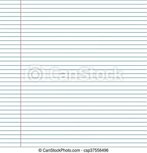 Notebook background paper in line vector illustration notebook notebook background paper in line vector illustration altavistaventures Image collections