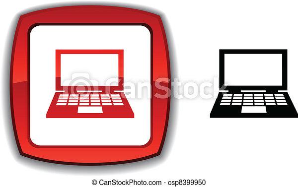 Notebook button. - csp8399950