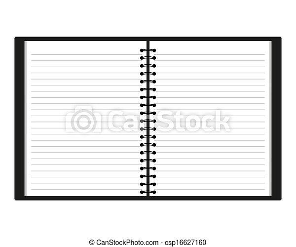 Notebook (Diary) - csp16627160